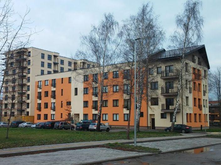 nauji butai Klaipėdoje